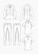 Produkt: PDF-Download: E-Dossier Reitbekleidung - Teil 1