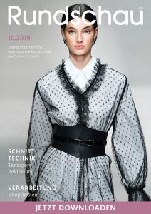 Download Rundschau für Internationale Damenmode 10.2019