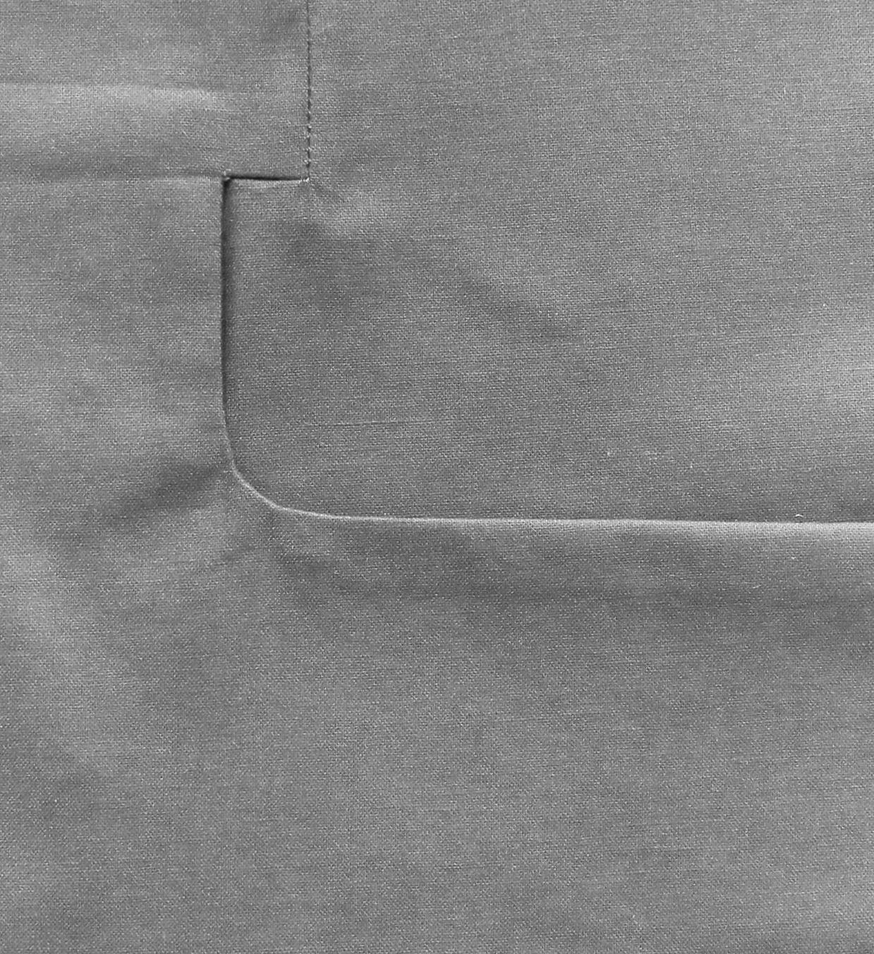Nähanleitung für Eingriffstasche aus der Teilungsnaht