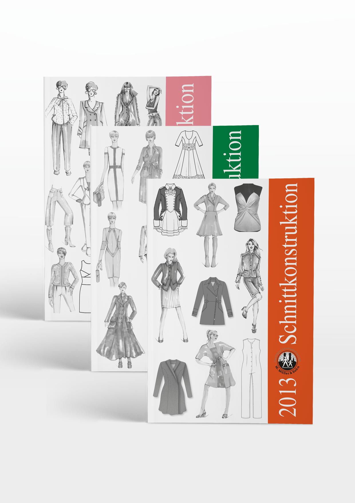 Produkt: Schnittkonstruktion 2011 – 2013