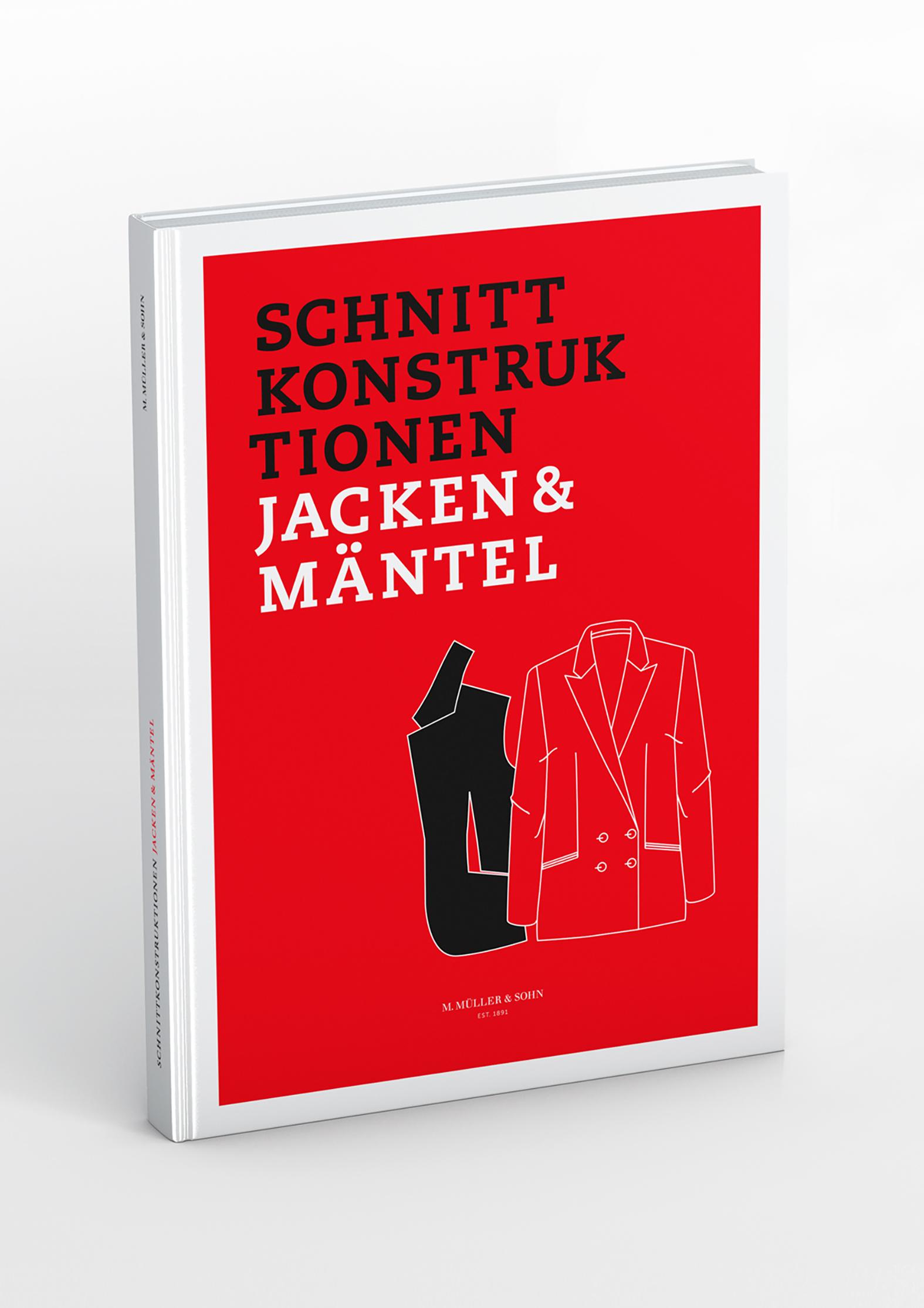 Produkt: DOB Schnitt-konstruktionen für Jacken und Mäntel