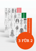 Produkt: KOMBI Buch DOB Sammelband Schnittkonstruktion 2011 - 2013