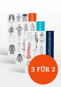 Produkt: KOMBI Buch DOB Sammelband Schnittkonstruktion 2013 - 2015