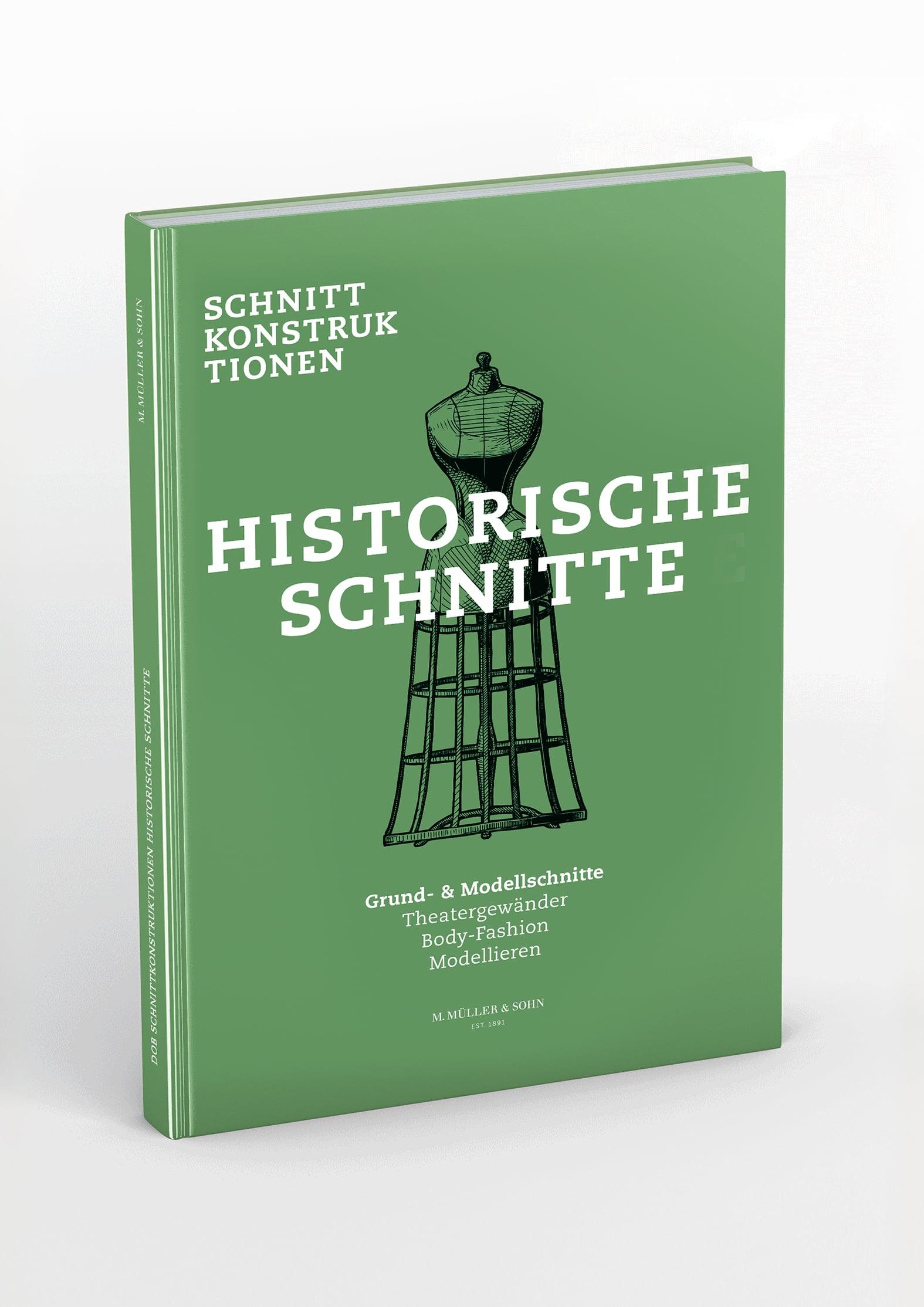 Produkt: DOB Schnitt-konstruktionen Historische Schnitte