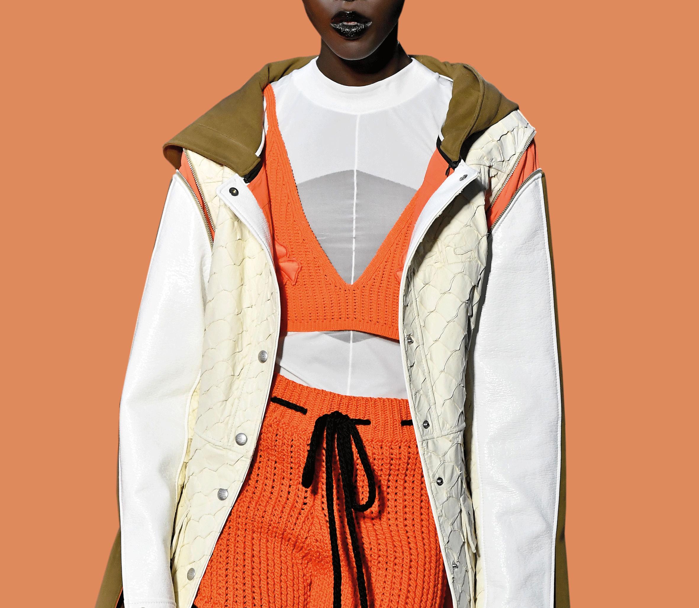 Mode nach dem neusten Trend von Courrege