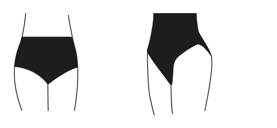 Abbildung des Höschens für den Tuniertanz