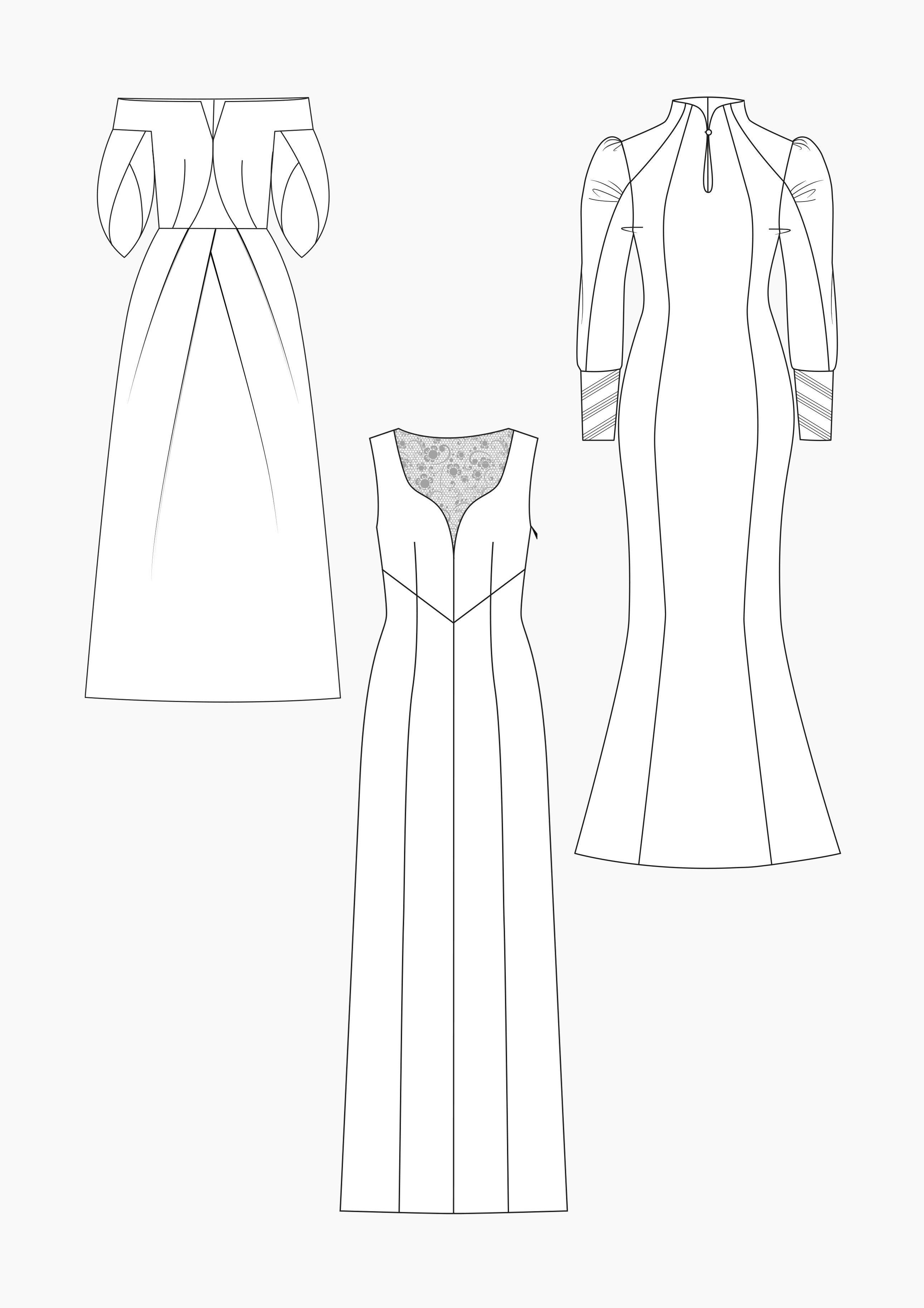 Produkt: Schnitt-Technik Brautkleider 2