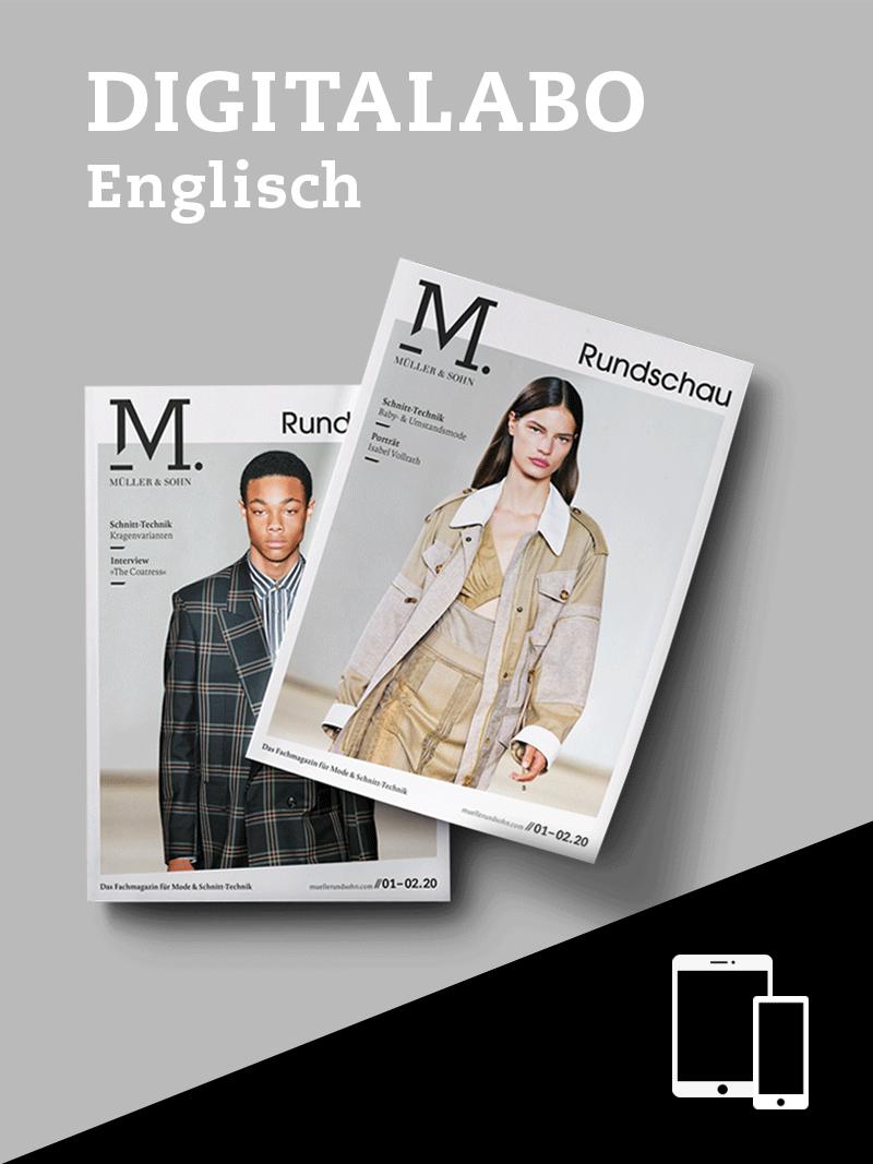Produkt: M. Müller & Sohn Jahresabonnement Digital Englisch