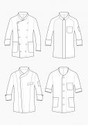 Produkt: PDF-Download: Schnitt-Technik Kochjacken