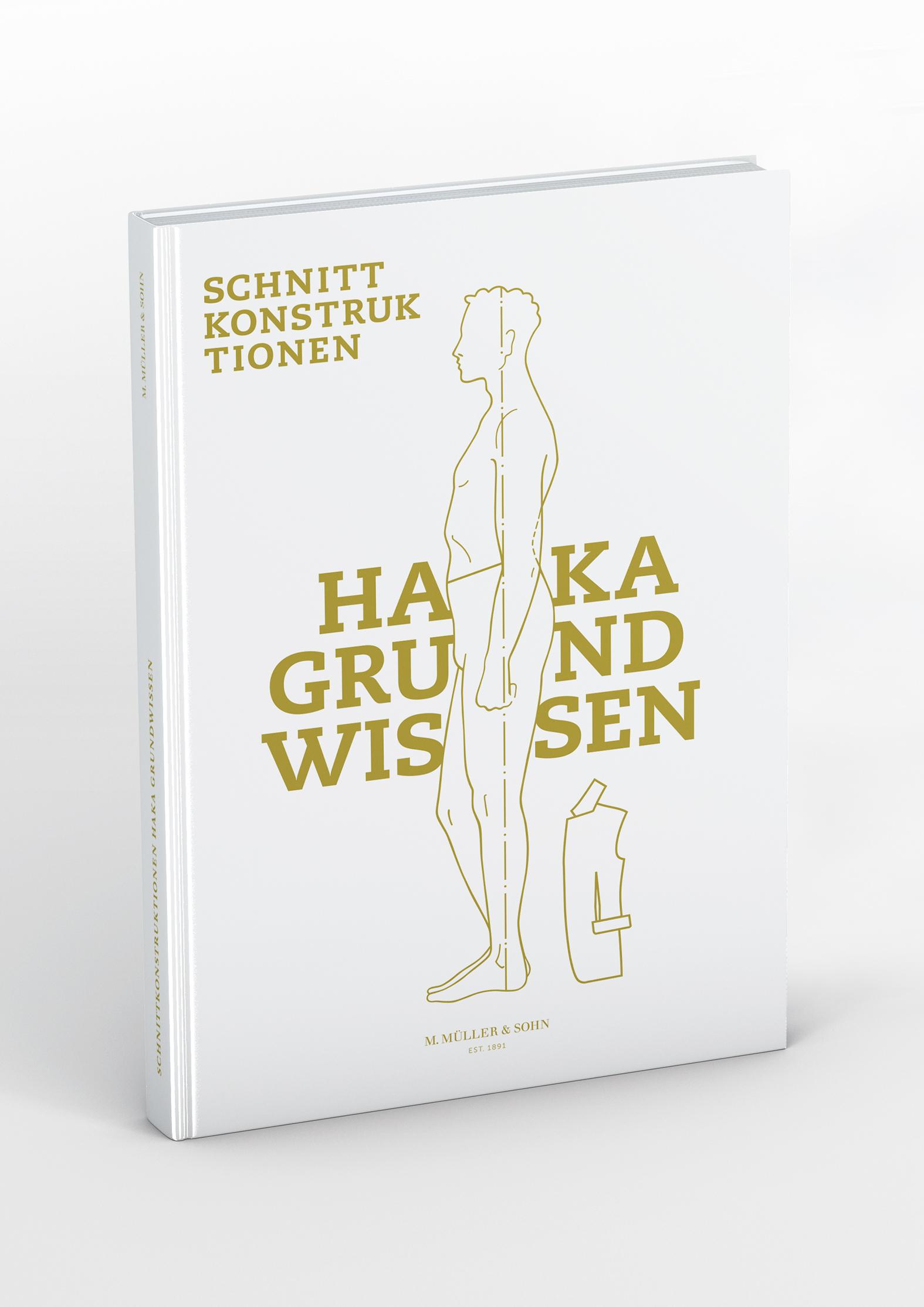 Produkt: HAKA Schnitt-konstruktionen Grundwissen