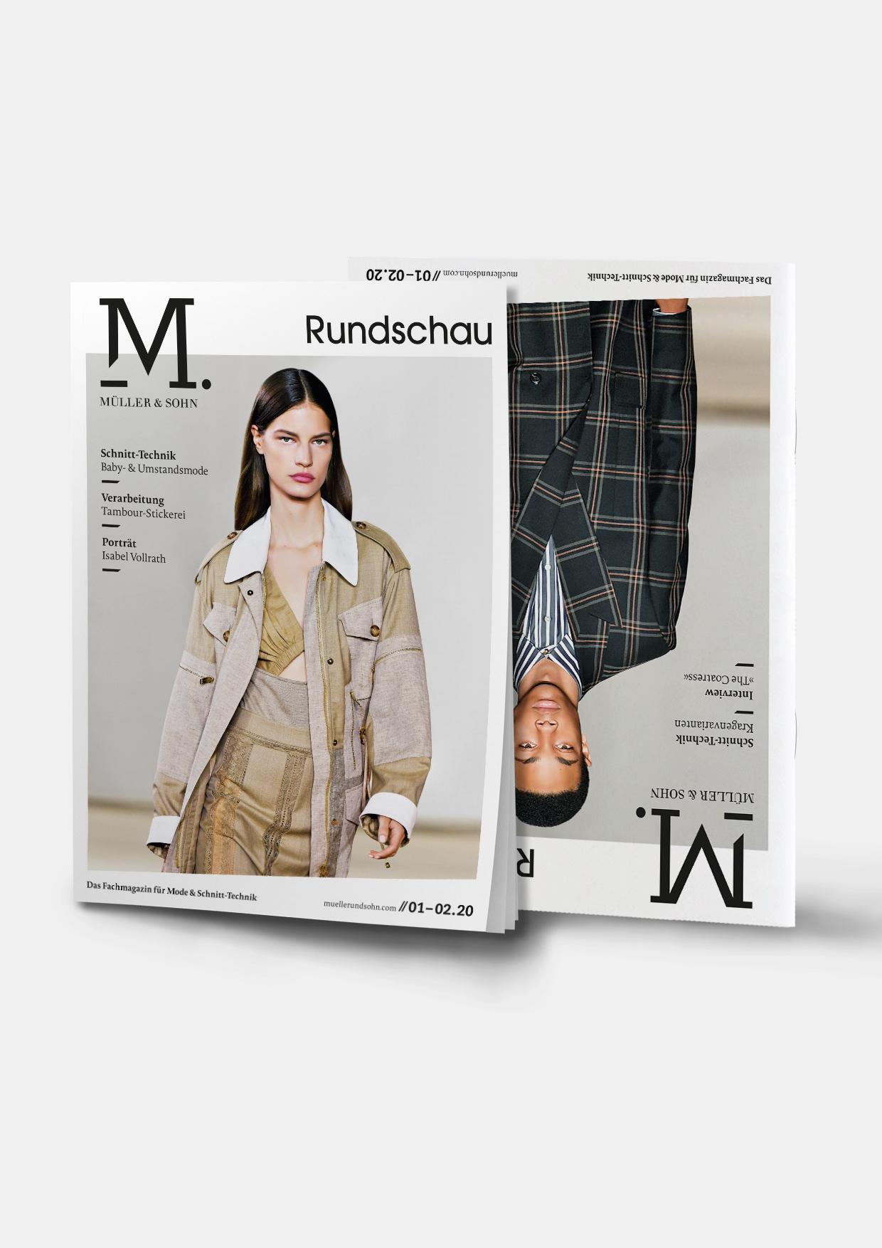 Produkt: M. Müller & Sohn Magazin 01-02.2020