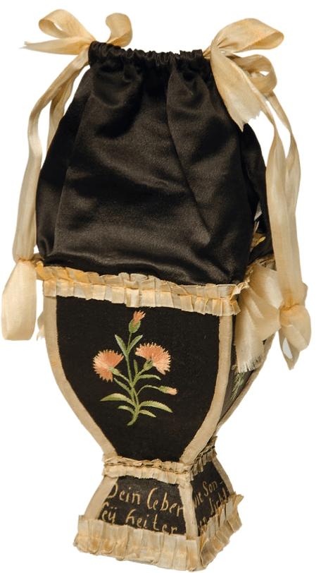 Biedermeier Tasche