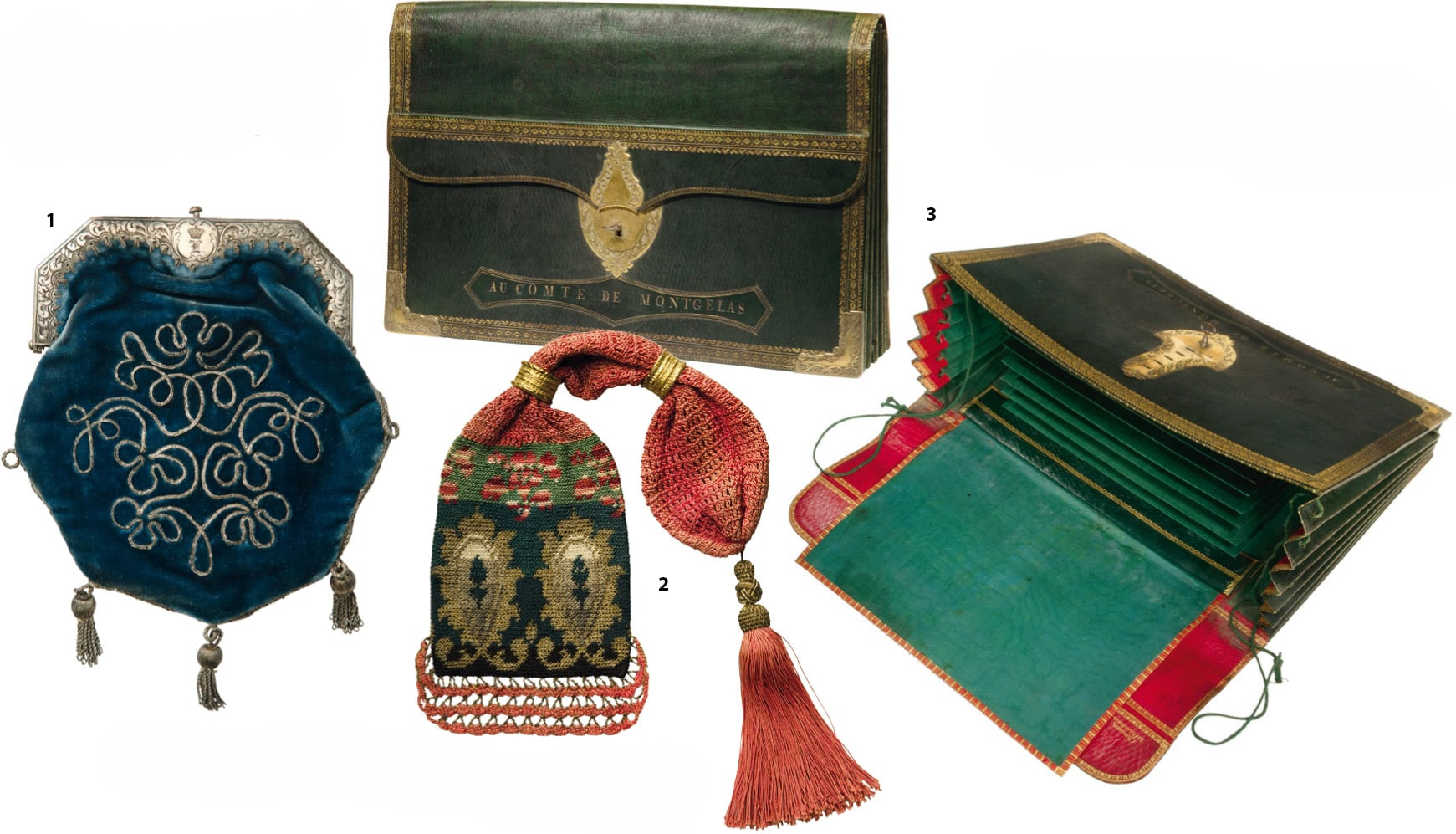 Antike Taschen