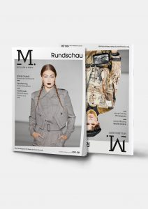 Titel des M. Müller & Sohn Magazin 03.2020