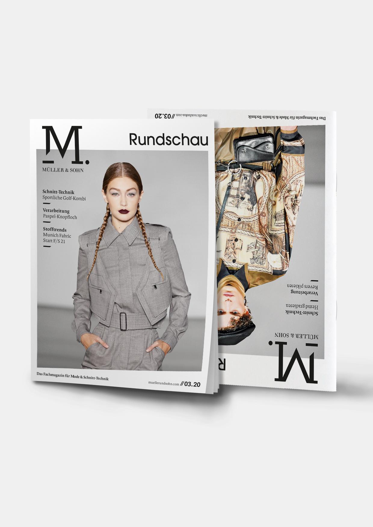 Produkt: M. Müller & Sohn Magazin 03.2020
