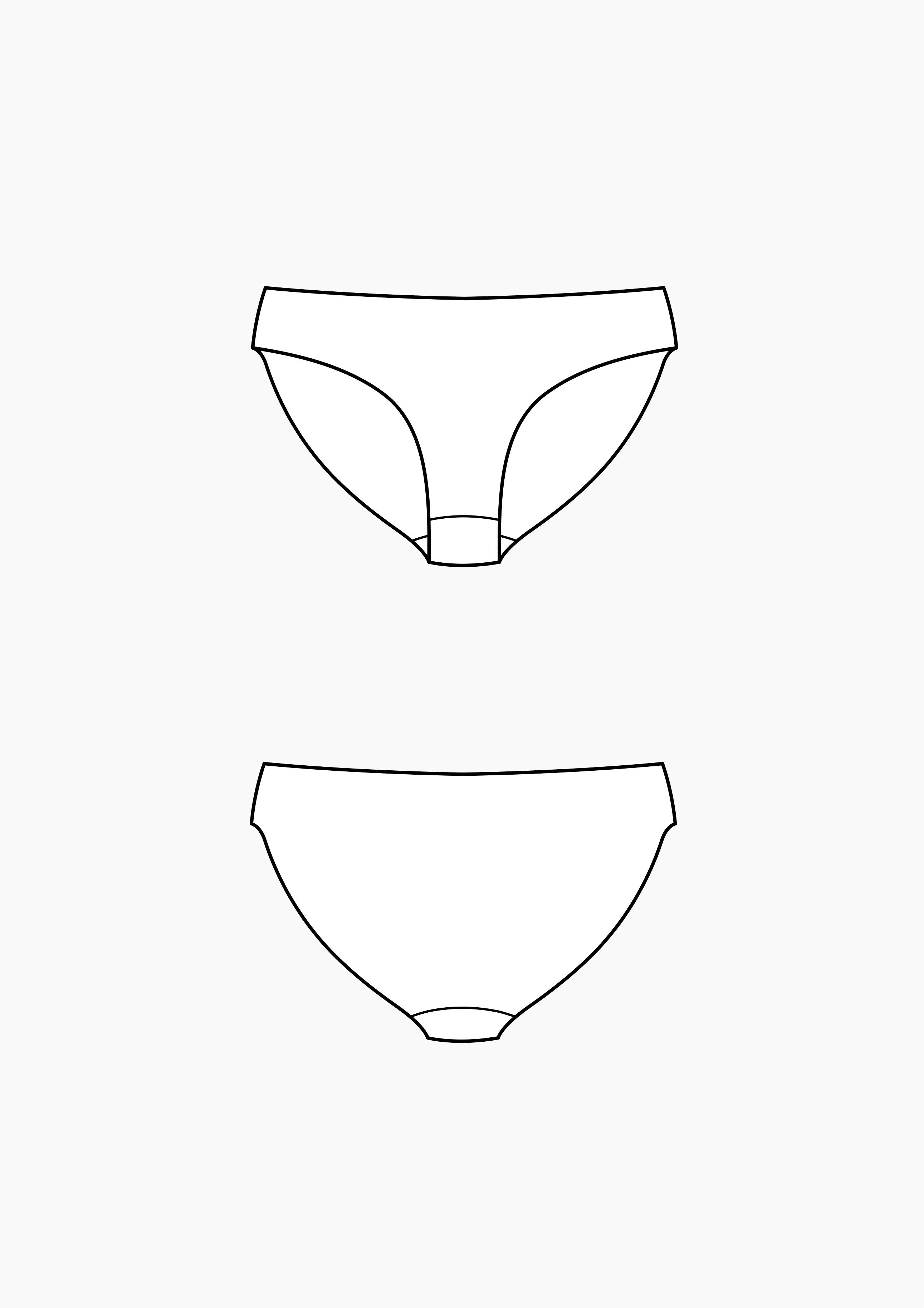Produkt: Schnitt-Technik Grundschnitte für Slips