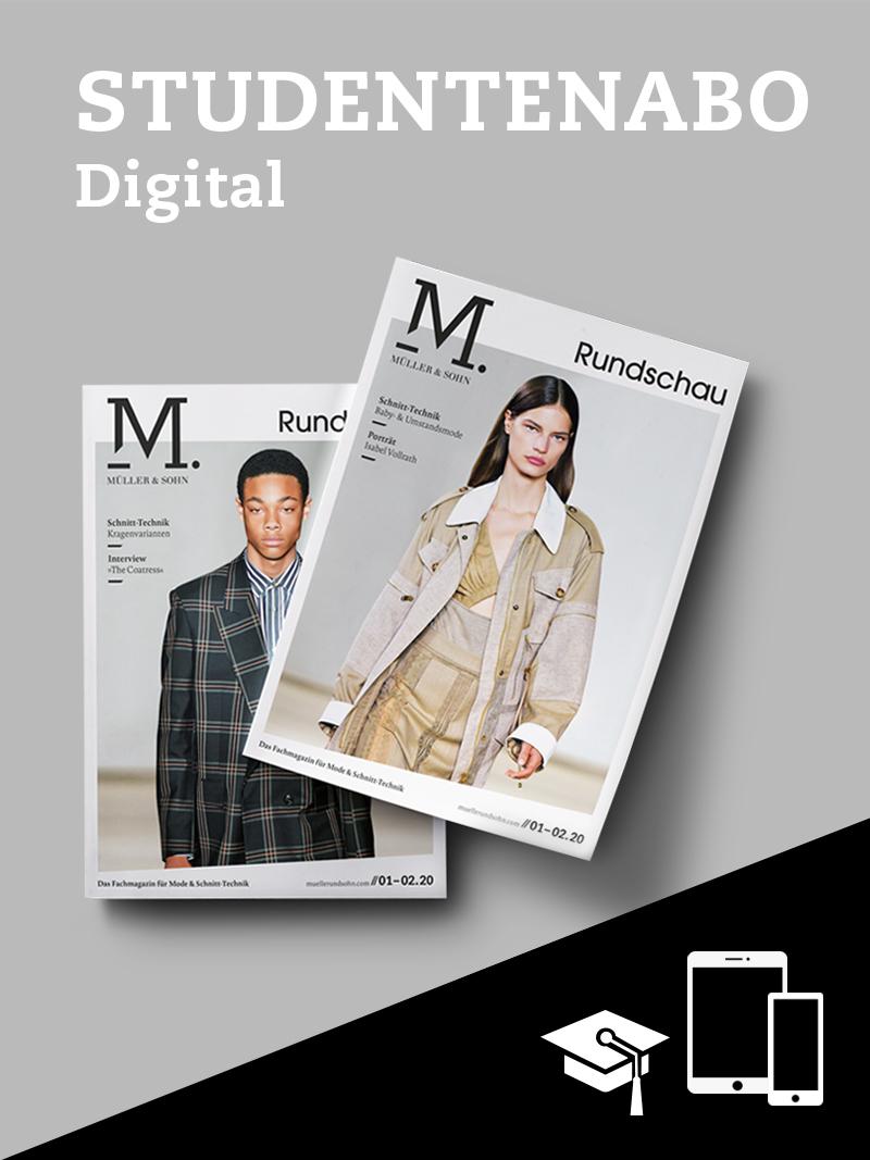 Produkt: M. Müller & Sohn Studentenabo Digital