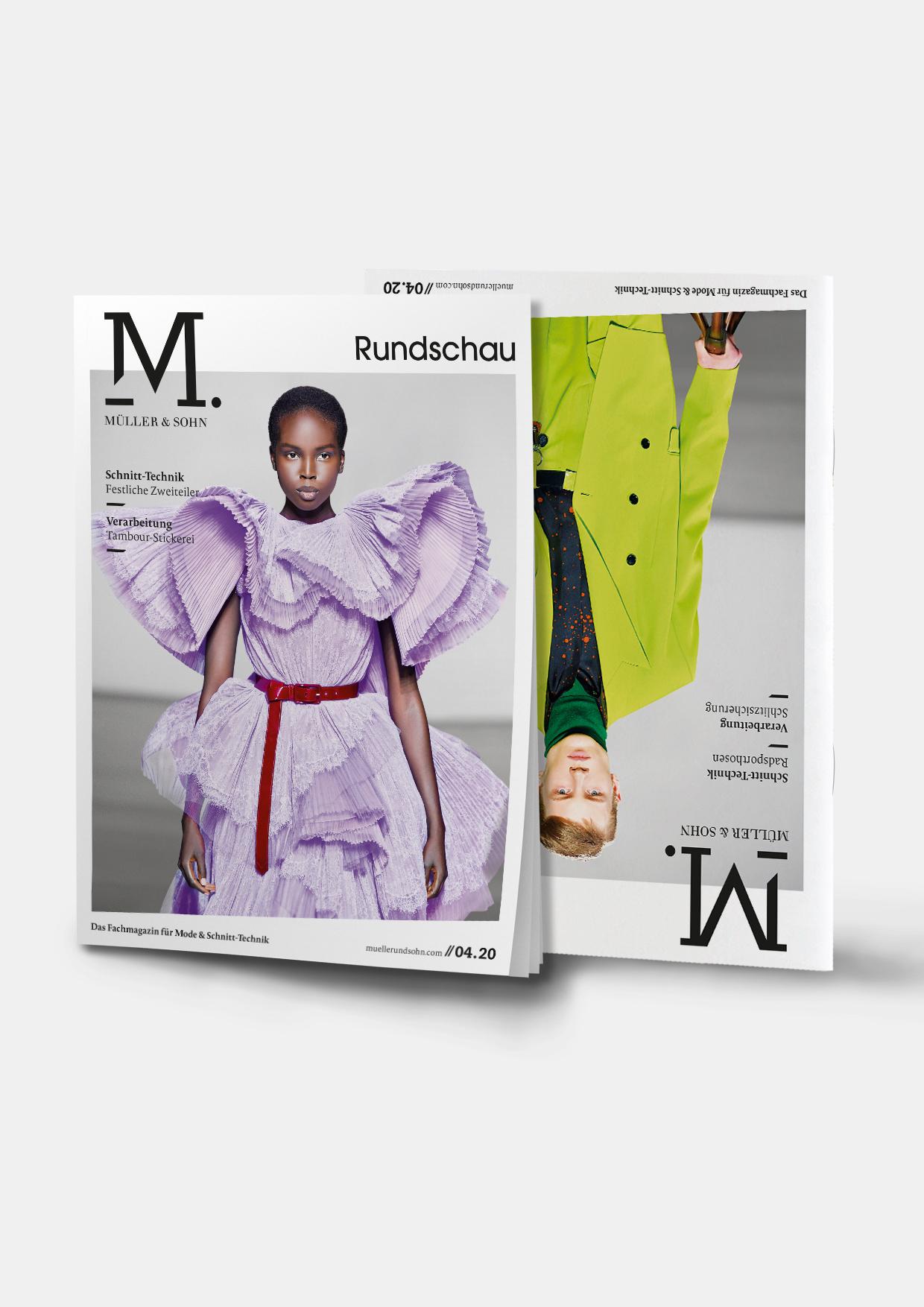 Produkt: M. Müller & Sohn Magazin 04.2020 Digital