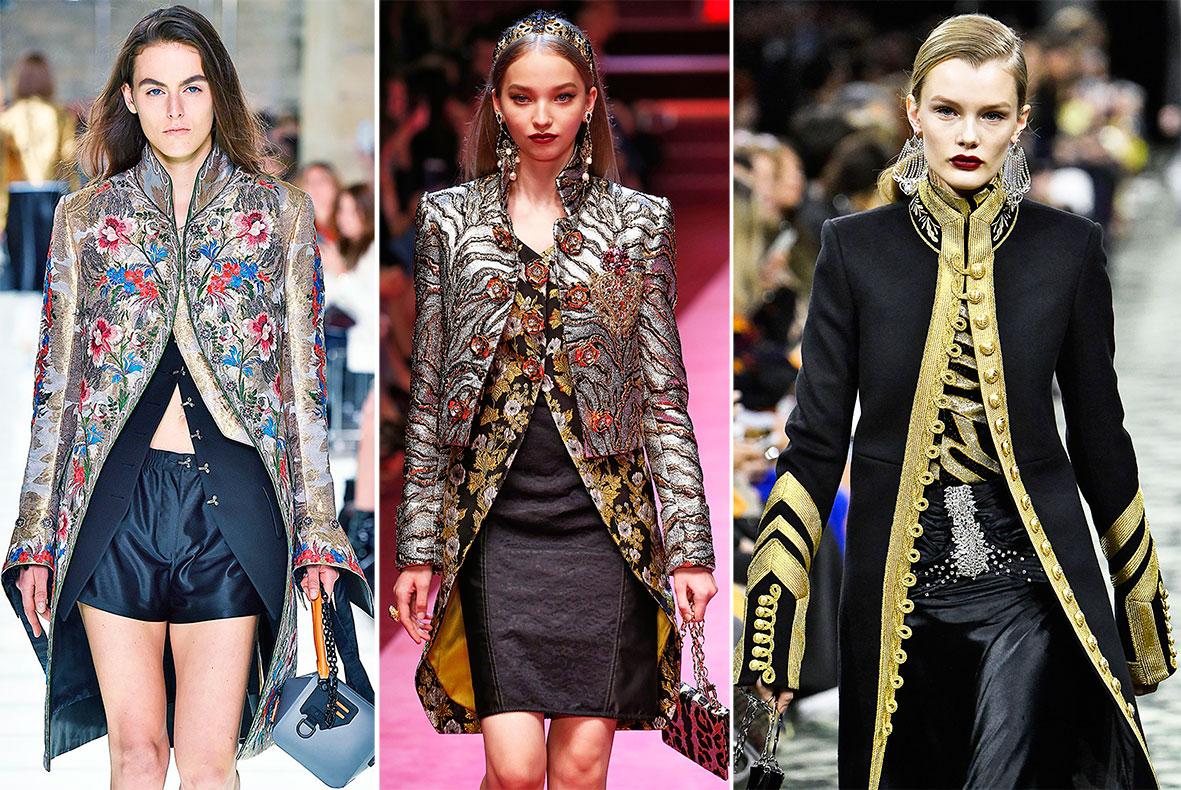 Elegante Long-Jackets für Damen mit einem Hauch Historie
