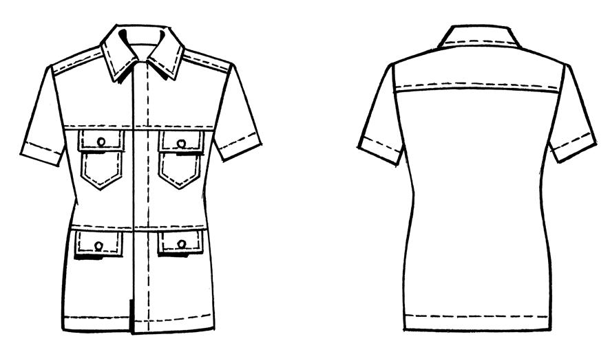 Safarihemd