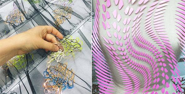Innovatives Textildesign bei Jakob Schlaepfer