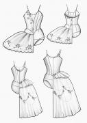 Produkt: PDF-Download: Schnitt-Technik Ballett Tutu