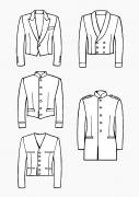 Produkt: PDF-Download: Schnitt-Technik Berufsbekleidung für Gastronomie und Hotellerie