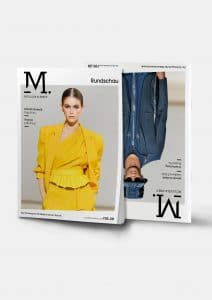 Titel des M. Müller & Sohn Magazin 05.2020