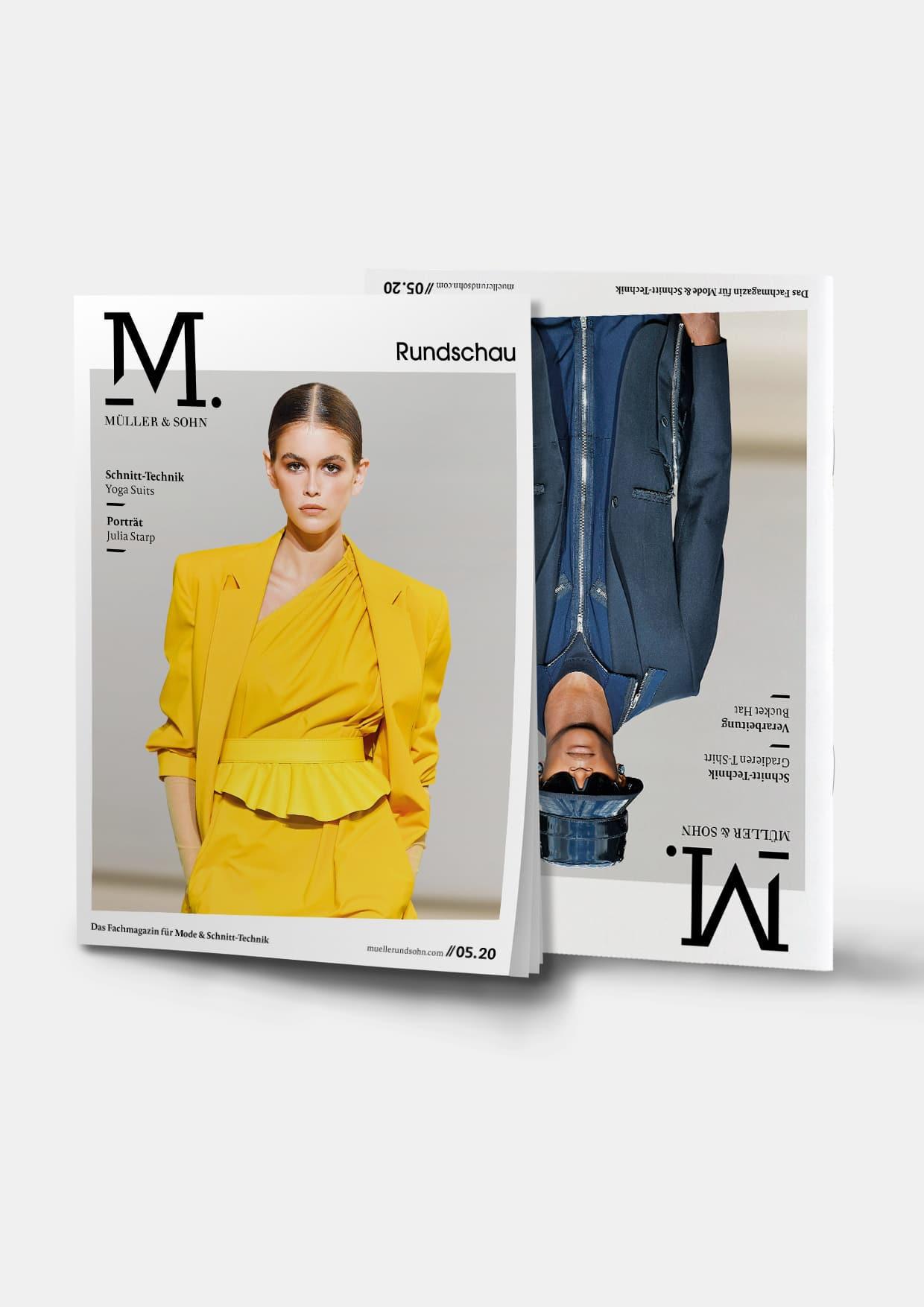 Produkt: M. Müller & Sohn Magazin 05.2020