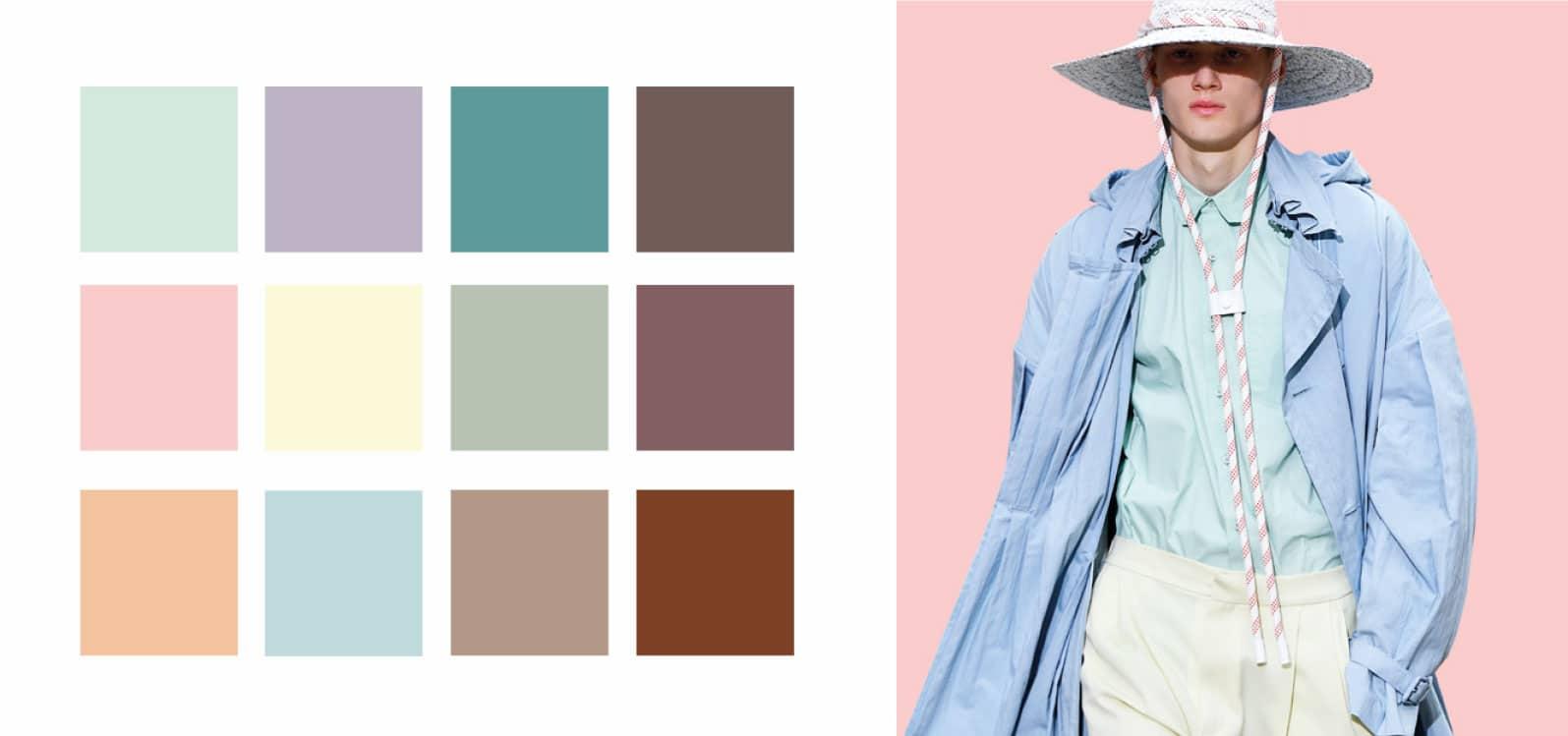 Trendfarben für 2020
