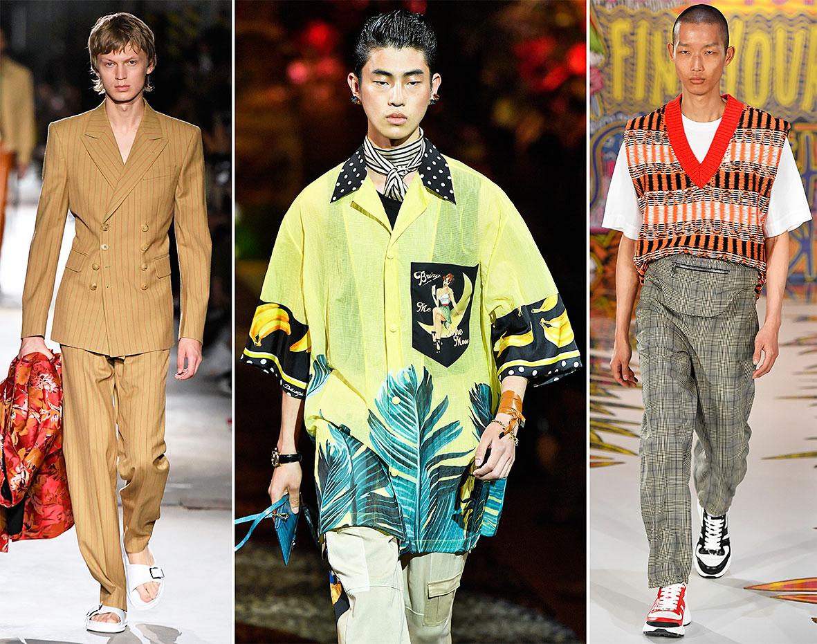 Modetrends der Herrenmode 2020