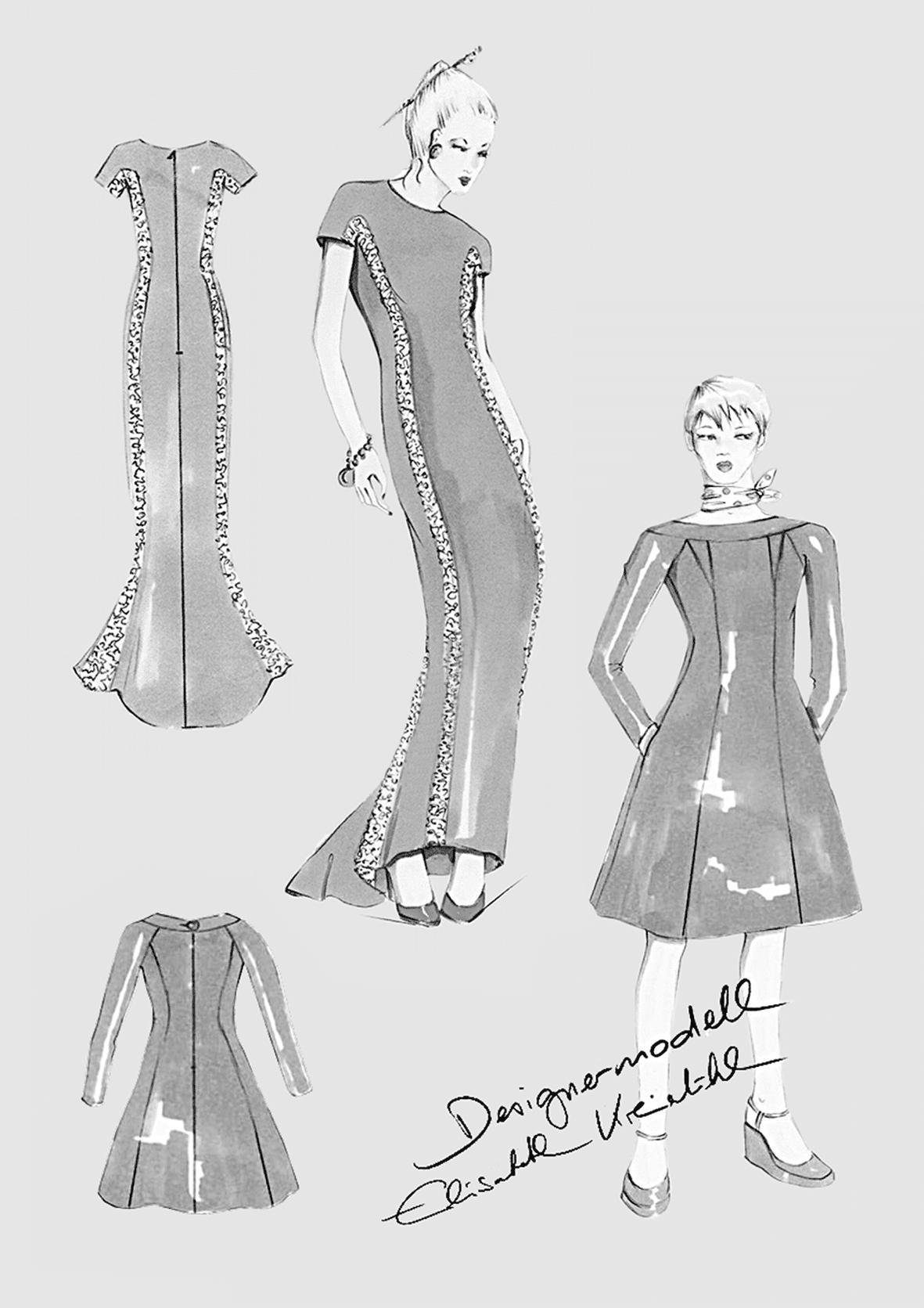 Produkt: Aktion »Designer-Kleider«: 2 für 1