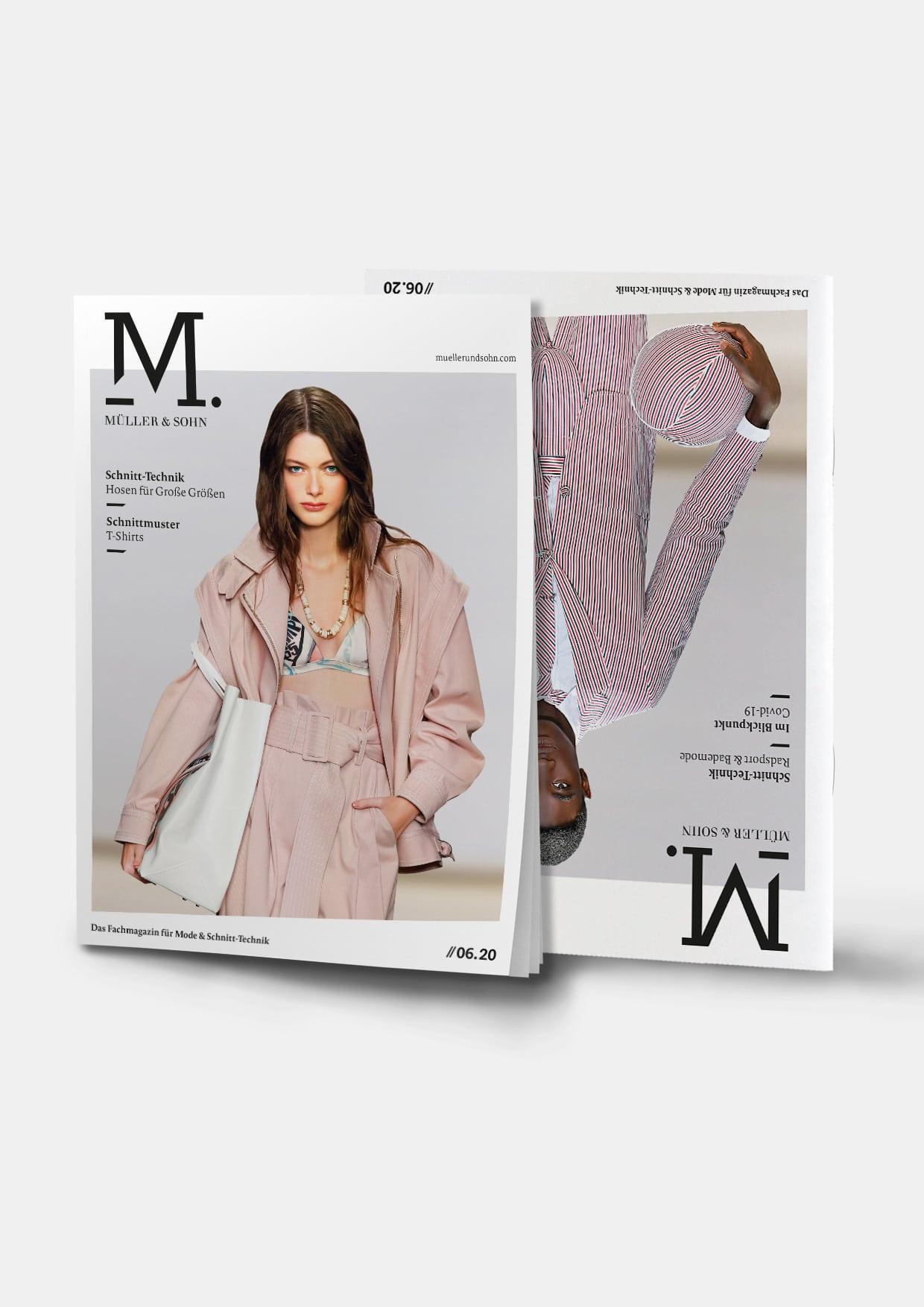 Produkt: M. Müller & Sohn Magazin 06.2020 Digital