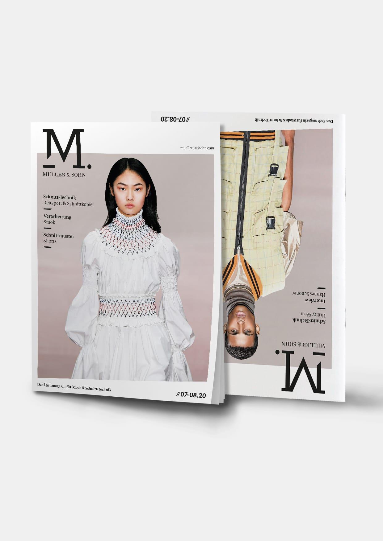 Produkt: M. Müller & Sohn Magazin 07-08.2020