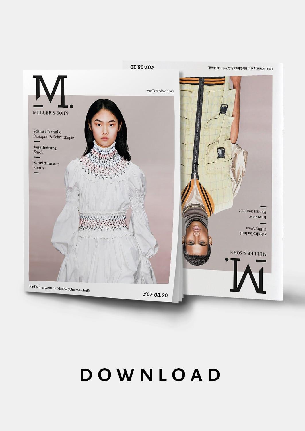 M. Müller & Sohn Magazin 07-08.2020