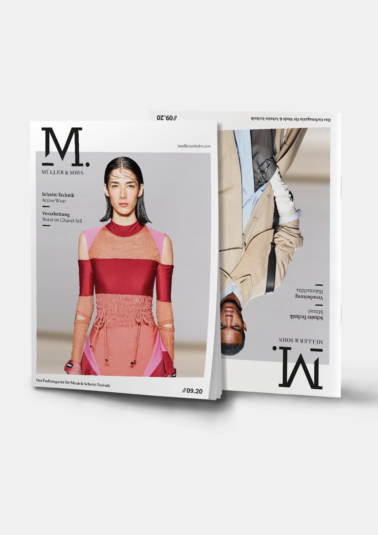 Produkt: M. Müller & Sohn Magazin 09.2020