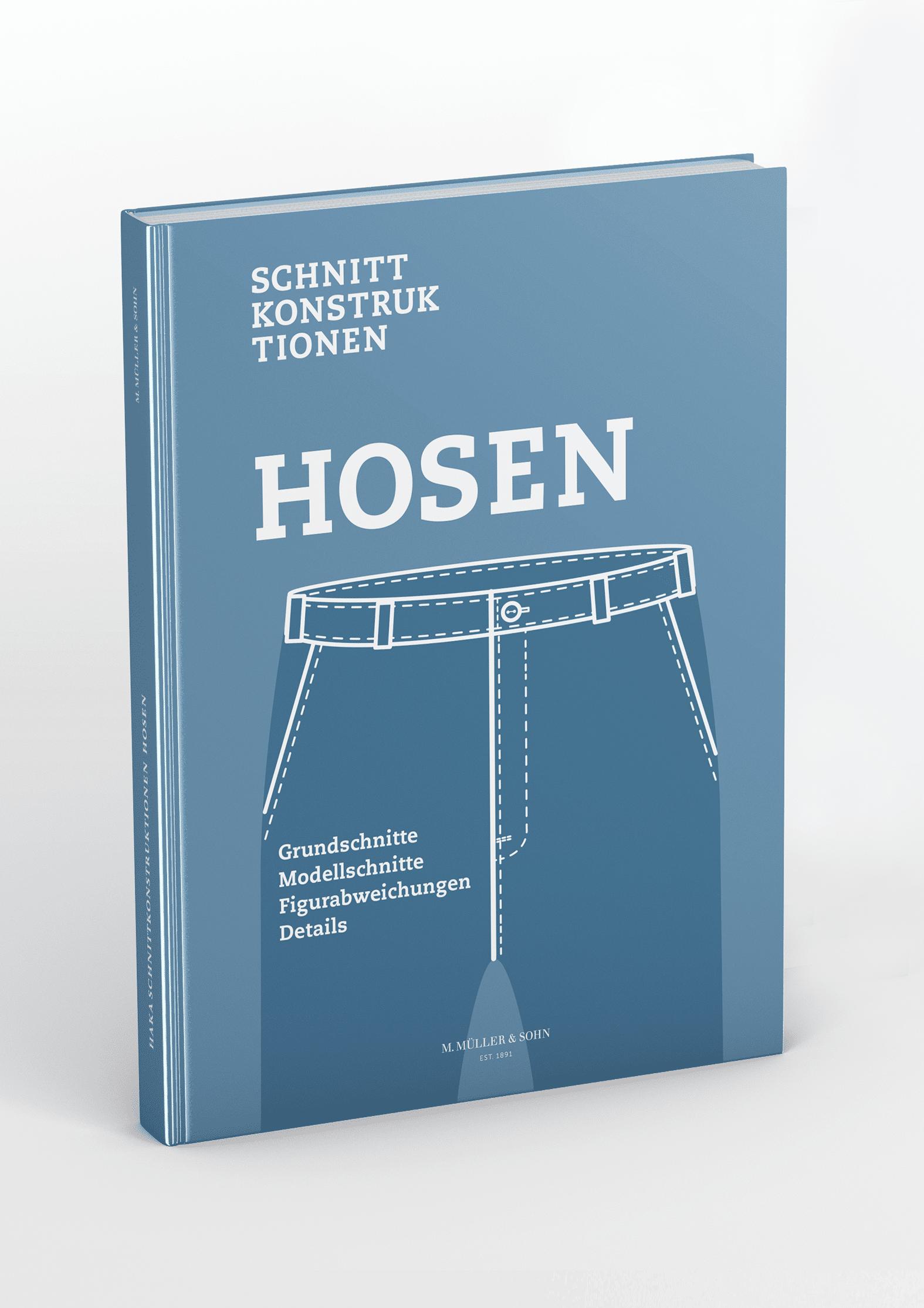 Produkt: HAKA Schnitt-konstruktionen Hosen