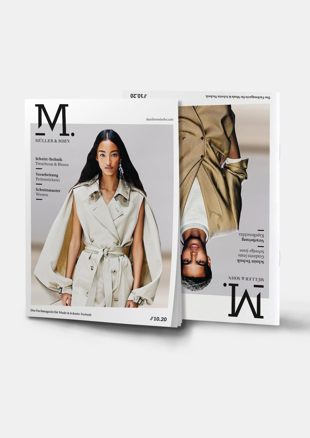 Produkt: M. Müller & Sohn Magazin 10.2020 Digital
