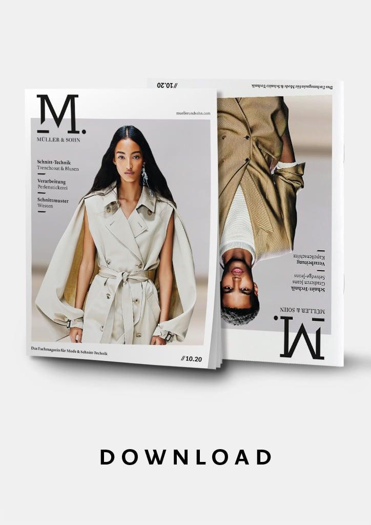 Titel M. Müller & Sohn Magazin 10.2020