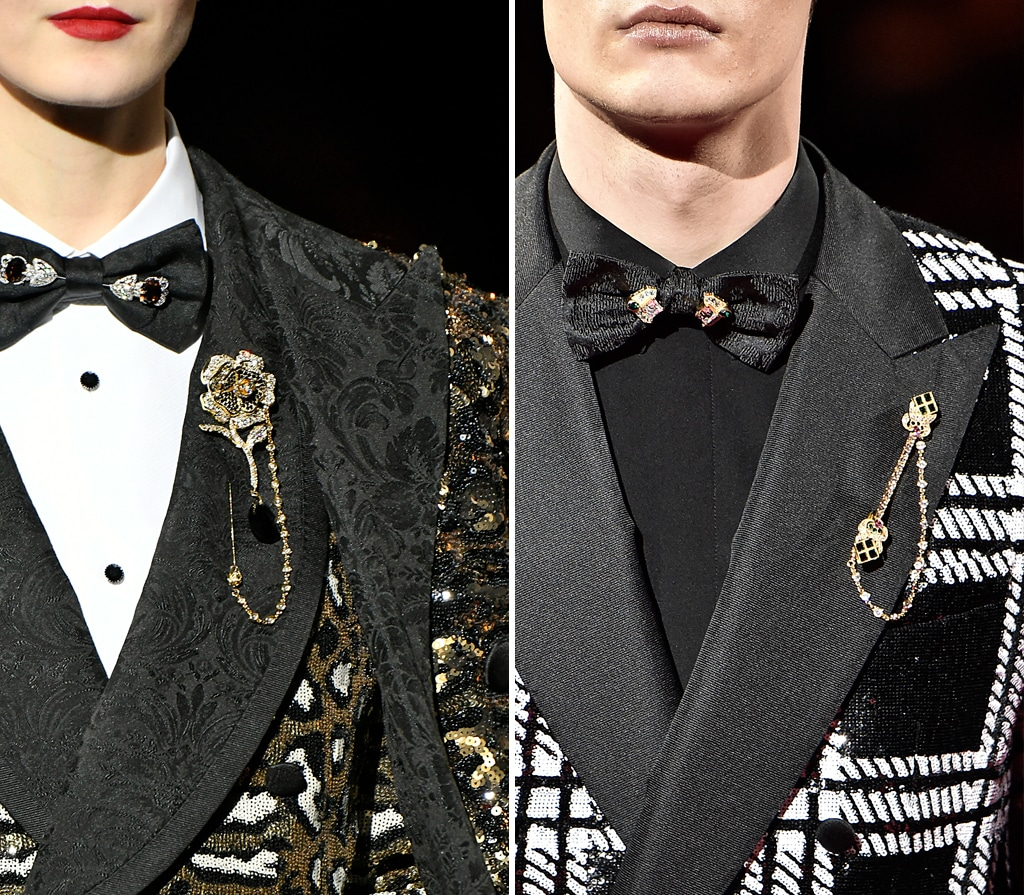 Broschen von Dolce & Gabbana