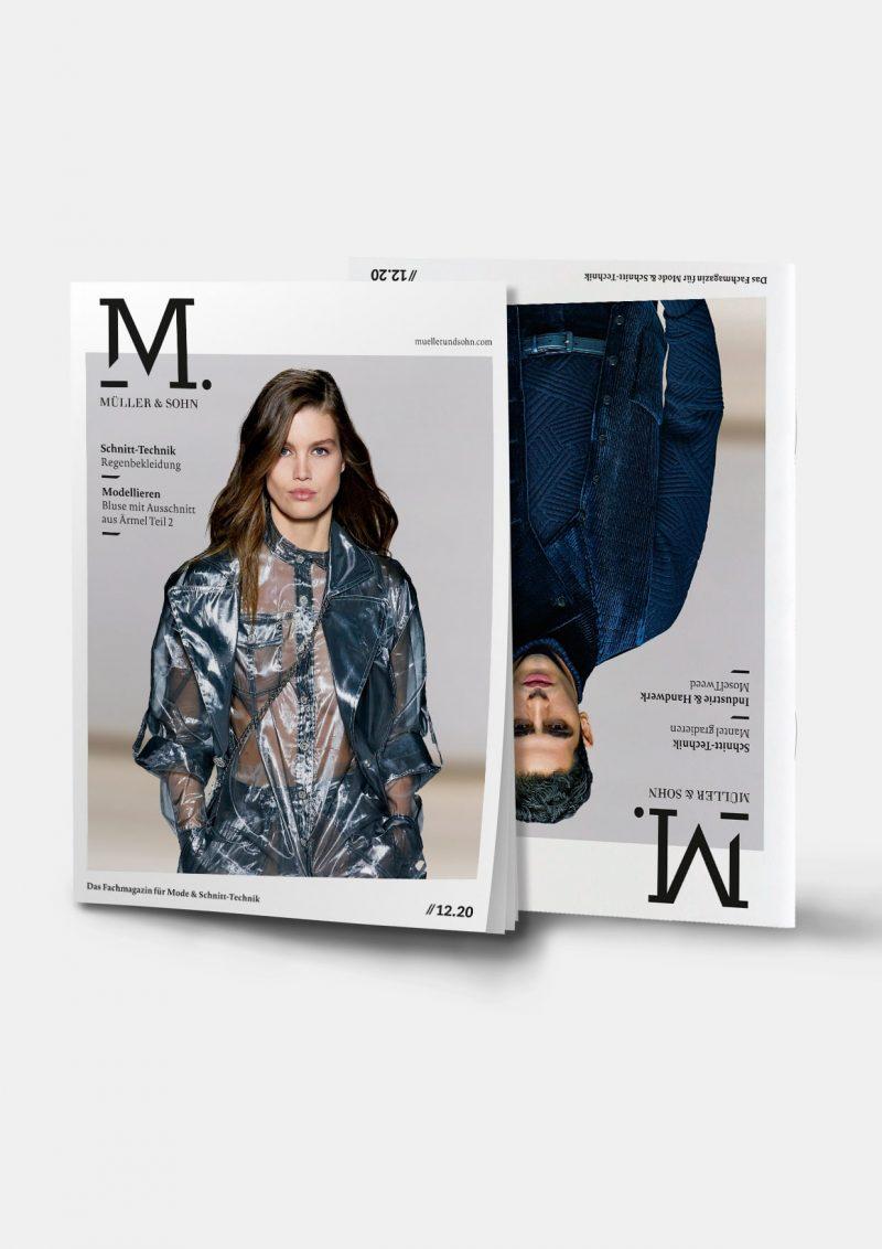 Produkt: M. Müller & Sohn Magazin 12.2020