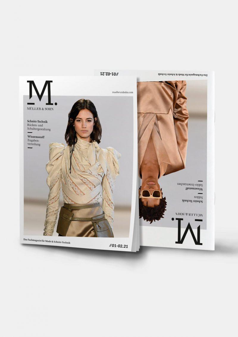 Produkt: M. Müller & Sohn Magazin 01-02.2021