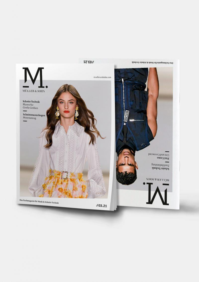 Produkt: M. Müller & Sohn Magazin 03.2021