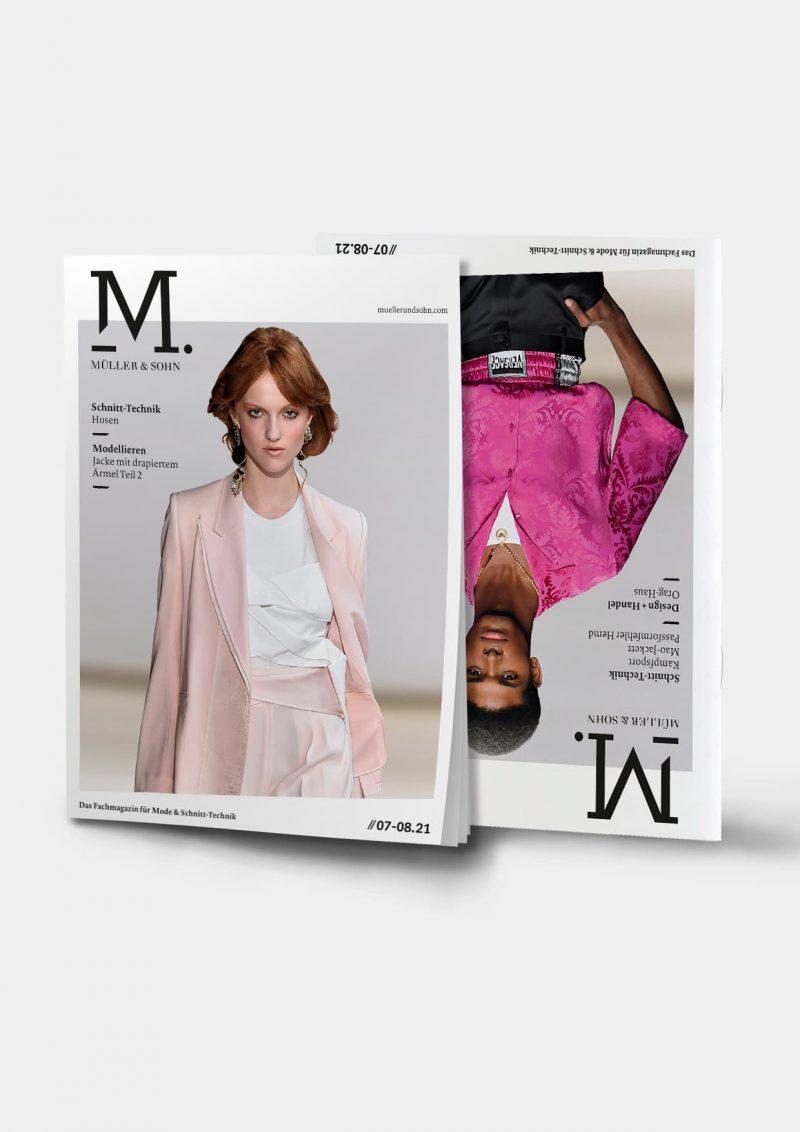 Produkt: M. Müller & Sohn Magazin 07-08.2021