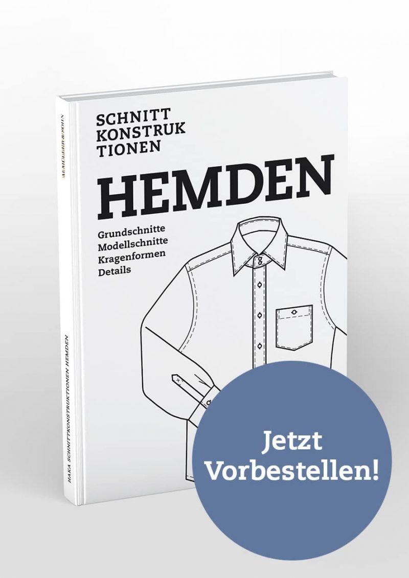 Produkt: Jetzt vorbestellen: HAKA Schnittkonstruktionen Hemden