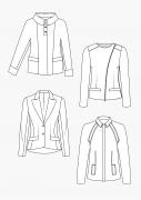 Produkt: Download Schnitt-Technik DOB Business-Jacken