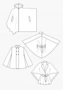 Produkt: Download Schnitt-Technik DOB Capes und Ponchos