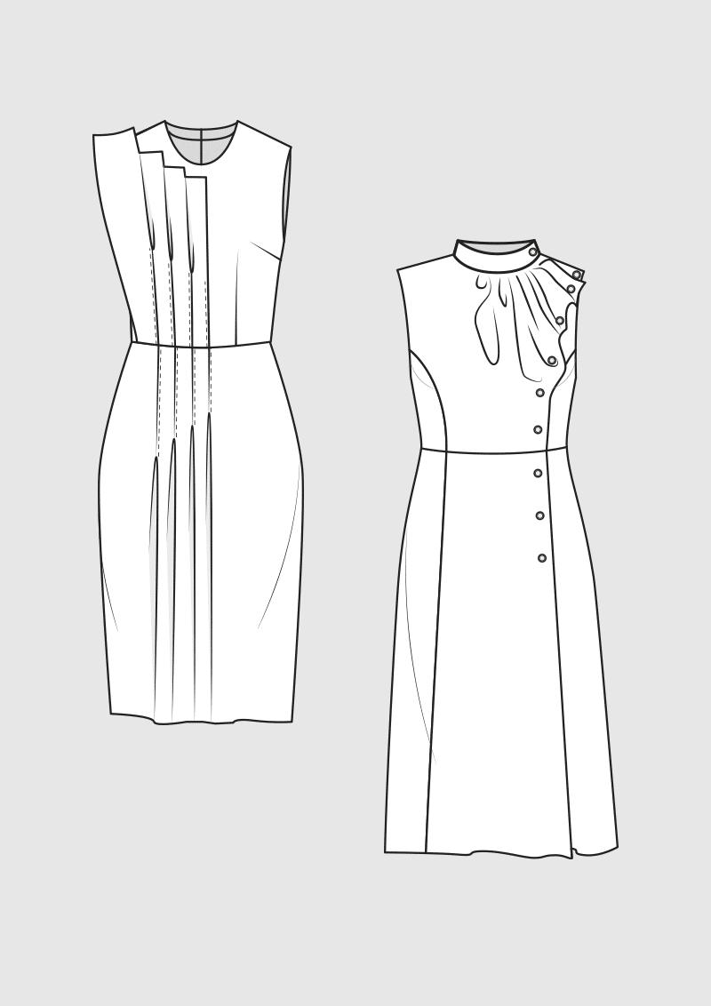 Produkt: Schnittmuster Business-Kleider