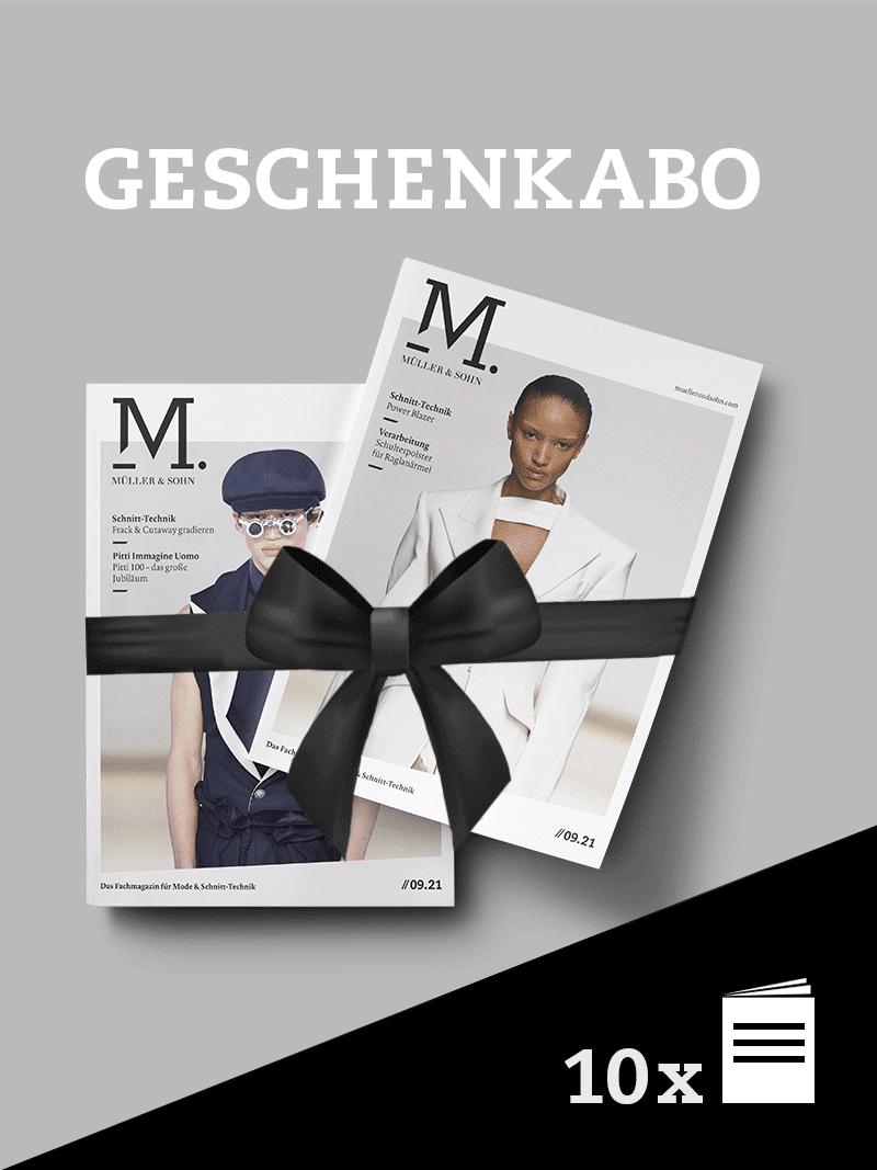 Produkt: M. Müller & Sohn Geschenkabonnement