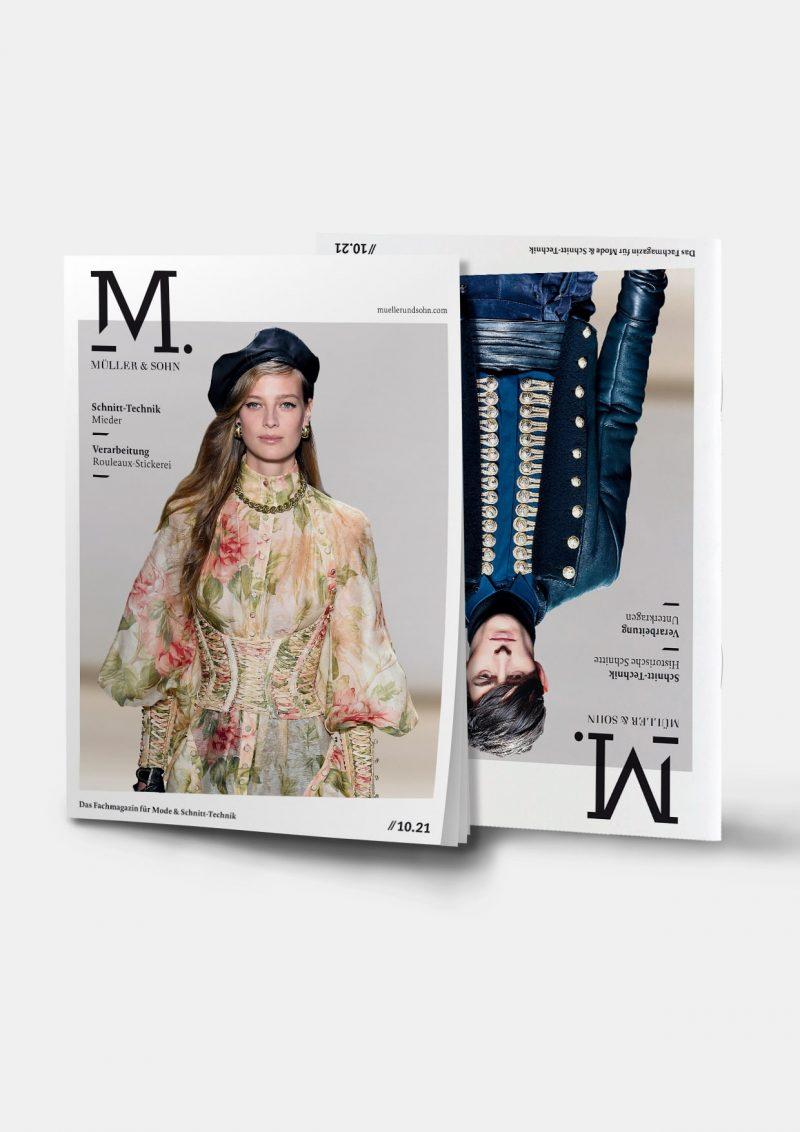 Produkt: M. Müller & Sohn Magazin 10.2021